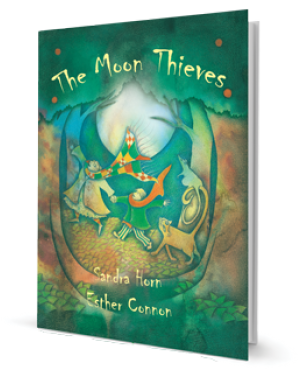 The Moon Thieves - Picture storybook