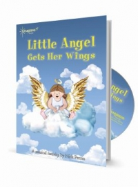 Little Angel Gets Her Wings