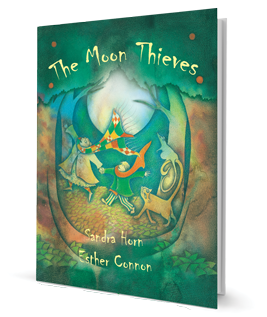 Moon Thieves Storybook