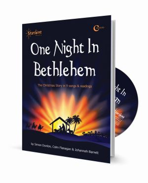 one night in Bethlehem town